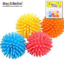 New promotional item jumbo puffer ball toy pom pom ball