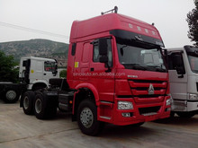 10 Wheels Sinotruk HOWO 6*4 Tractor Truck for sale in Benin-ZZ4257S3241V