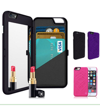 for apple iphone 6 plus case, for iphone 6 wallet case with card slot hard case cover, mobile case for