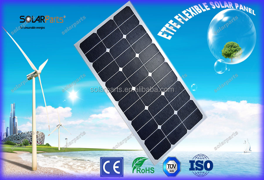HOT TUV CE solar panel Mono crystalline 200w for solar street light