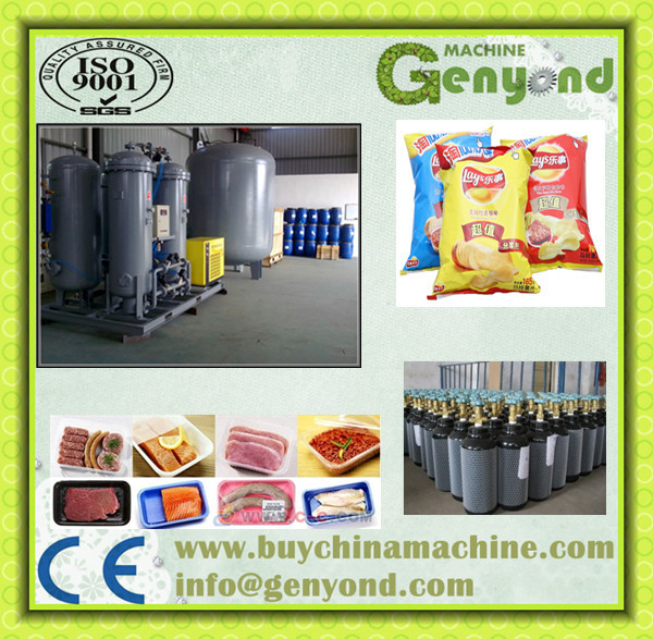 Liquid Oxygen/Nitrogen/Argon Separation Making Equipment