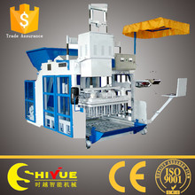 QMY18-15/QMY10-15 brick making machine united arab emirates
