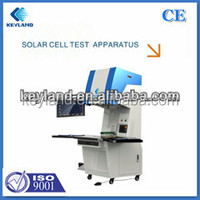 Cheap Flash Solar Cell Simulator and IV Tester for PV Module Production Line