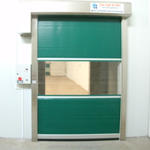 Motorized Roll Up Doors