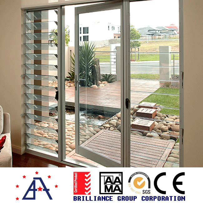 Aluminium House Door/Aluminum Front Door/Aluminium Casement Doors