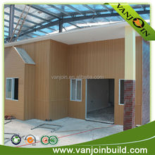 cheap EPS sandwich panel modern design prefab steel structure house in India