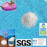 factory price granular chlorine calcium hypochlorit 65% & 70% for swimming pool treatment