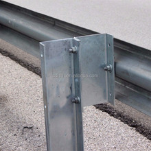 Galvanized Temporary Steel Barricades With Flat Feet For Crowd Control
