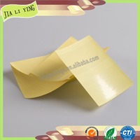 Wholesale Price Transparent PVC Film Sticker in Sheet