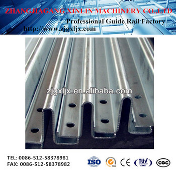 Hollow Elevator Guide Rail TH5A China Xinlin