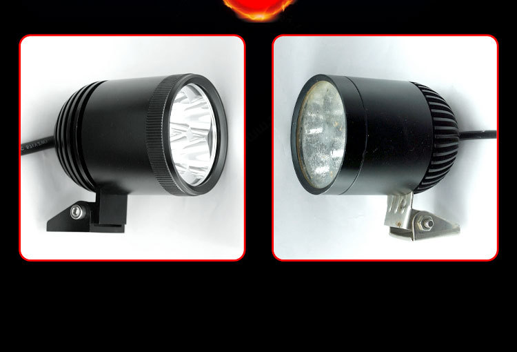 Goldrunhui RH-B0141 35w 3500lm 4*U2 Waterproof Atv Led Light