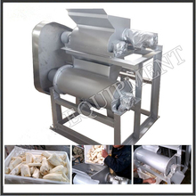 whole set stainless steel cassava fufu flour making machine