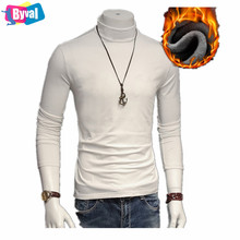 Mens Warm Tshirts Fashion Design Bulk BlankCustom T-Shirt Long Sleeve Thermal Shirt Man Online Shopping