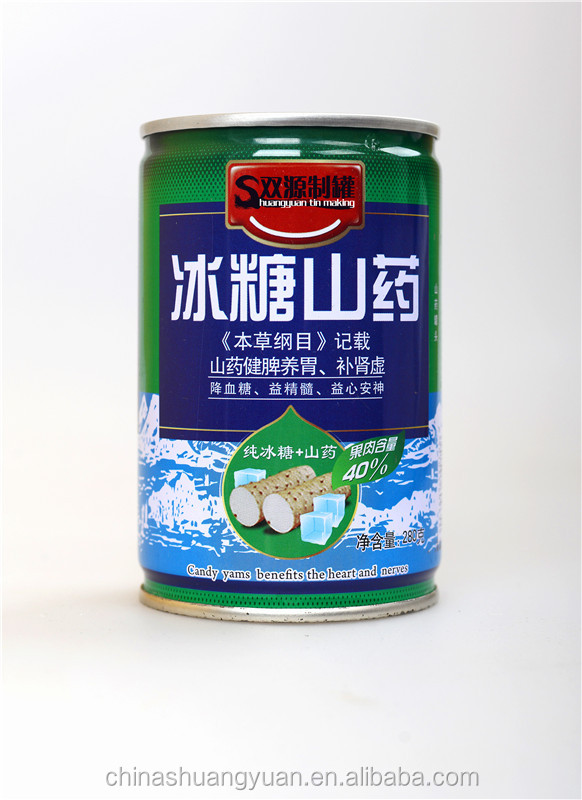 tin food can for beverage Chinese factory export directly