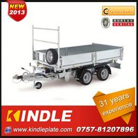 Kindle Professional camper cargo trailers Manufacturer with 31 Years Experience