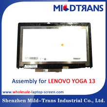 Laptop LCD Touch Screen Assembly For Lenovo Yoga 2 13