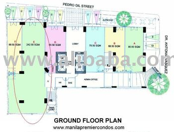 Commercial Unit for Sale in Manila Business District Philippines