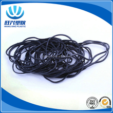 hot selling 100%natural cheap black Manufacturing rubber bands for stationery