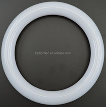 205mm led ring tube light, t9 circular led tube 11w, led tube g10q lamp for indoor decoration