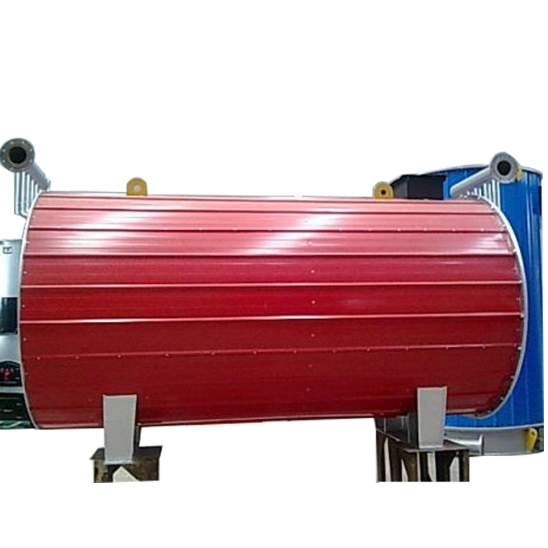 Boiler machine for plywood