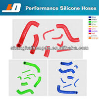 silicone rubber radiator hose For TOYOTA ALTEZZA SXE10 SILICONE RADIATOR HOSE high temperature truck silicone hose
