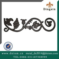 The Nice Cast Iron Wrought Iron