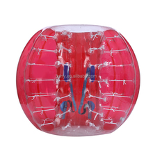 kids or adults red or customized soccer bubble,human bubble ball