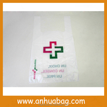China Factory Manufacturer Design Custom Printing Own Logo Shopping Plastic Bag