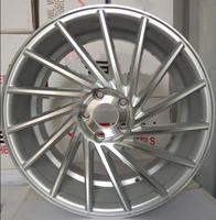 VIA, JWL racing aluminum wheel rim/ car alloy wheel 18""