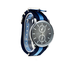 2016 Top popular wrist watch men's fashionable and casual quartz watch