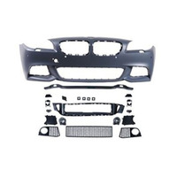 Front bumper For BMW F10 M TECH 2010 up car accessory