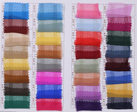 6mm Stylish dyed 100% silk chiffon woven fabric