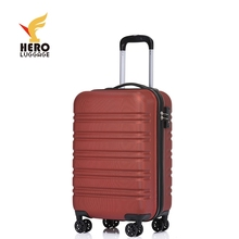 Zipper Abs 24 Hardtop Best Beautician Trolley Suitcase Light Material