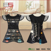 Hot Selling household Shape hanging jewelry dress organizer