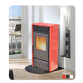 Wood Pellet Stove 60 Days Credit 3-7 Days delivery CE Certified