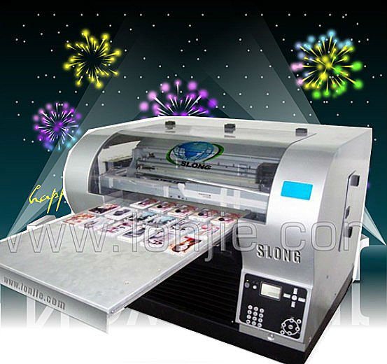 lonjie printer,any colors can print well
