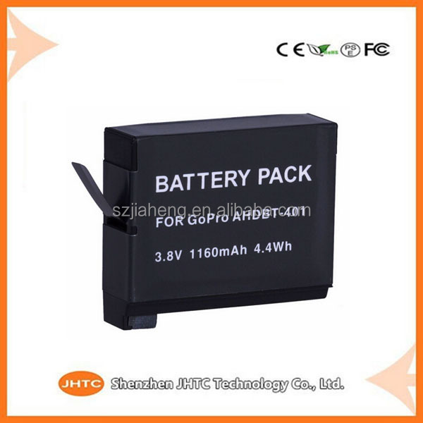 battery for gopro hero 4 black edition original