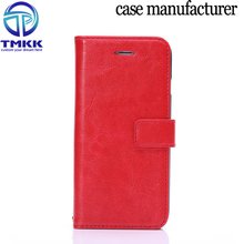 IP6203 Photo Frame PU Leather Wallet Case for iPhone 6 4.7