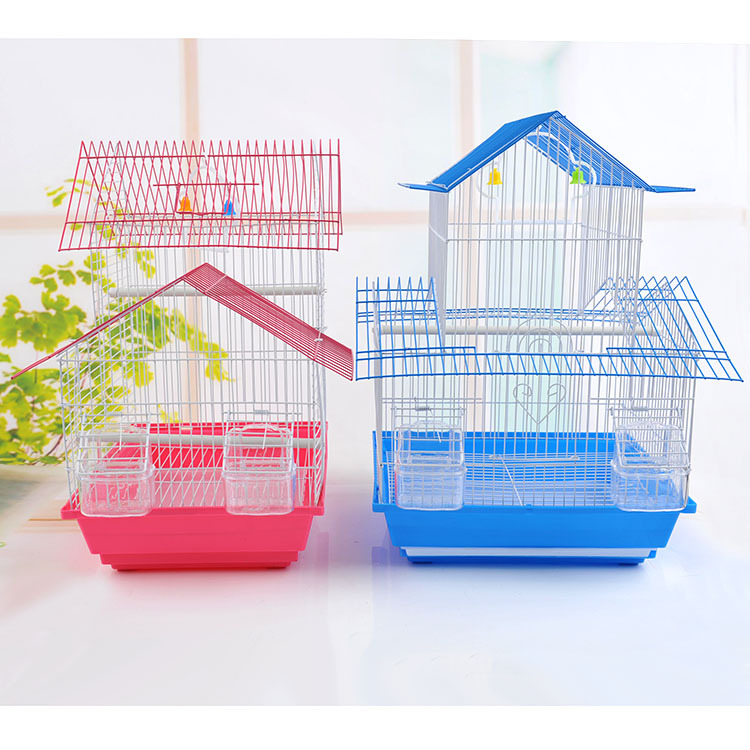 wholesale flat pack cheap wire mesh parrot cage