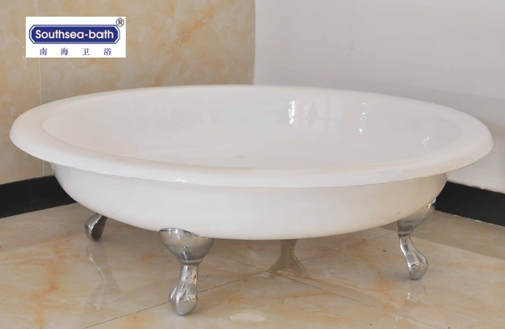 Cheap Round Cast Iron Shower Base With Legs Buy Cheap