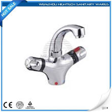 Electronic Infrared Automatic Thermostatic Water Saving Shower Mixer