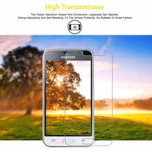 New anti explosion technology toughened glass screen protector for Samsung Galaxy S7