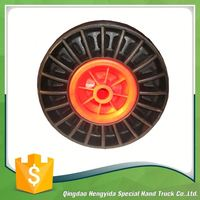small rubber metal wheel