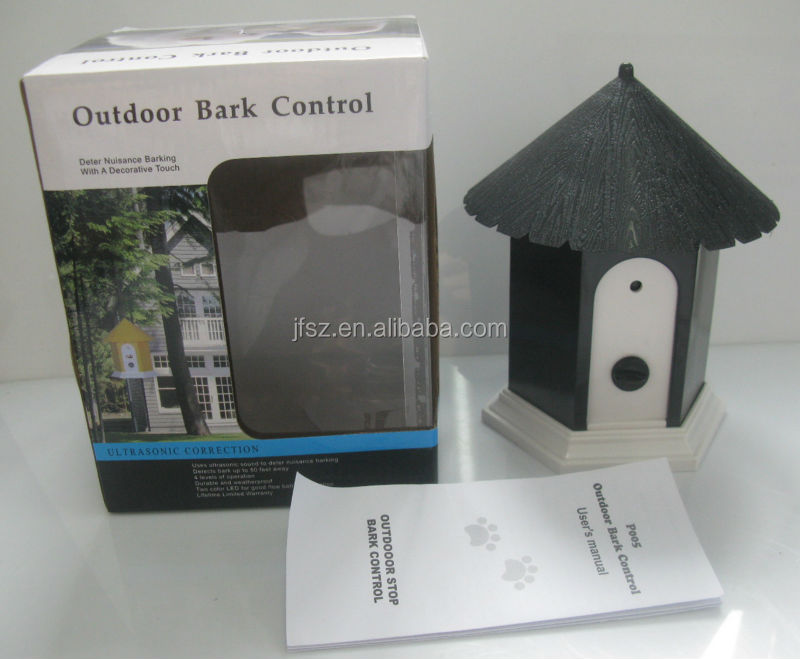 New Outdoor Ultrasonic Dog Bark Control/Dog Bark Repeller No Collar needed