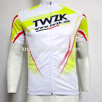 Cheap price custom fashion design man city bike jersey custom cycling clothing with 3d padding