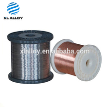 Professionl Factory Made CuNi44 Copper Nickel Alloy Resistance Wire