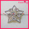 Wholesale star shape buttons for suit jacket shirts in the bulk WBK-279
