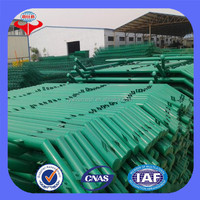 Bilateral wire fence (iso9001 factory)