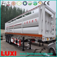 Wholesale Products cng cylinder tube trailer new semi trailer price
