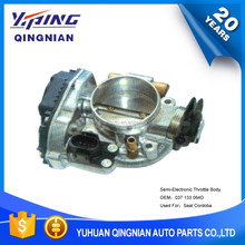 Car Semi-Electronic Throttle Body Used For Seat OEM:037 133 064D